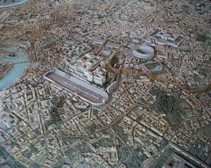 Rome-diorama
